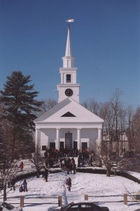 Present Day Unitarian Church of Sharon