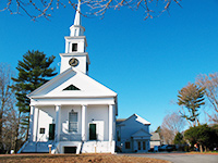 The Unitarian Church of Sharon, MA