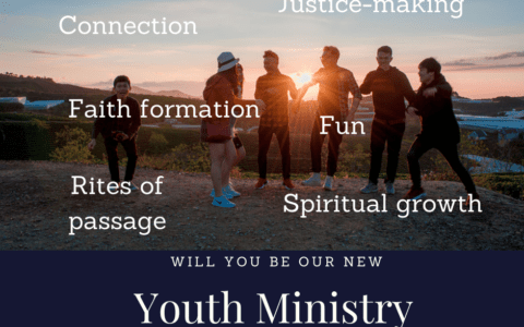 Youth Ministry Coordinator